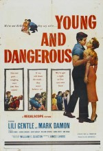 Young And Dangerous (ı) (1957) afişi