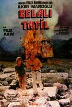 Yumurcak Belalı Tatil (1975) afişi