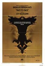 Yüz Yüze (1976) afişi