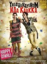 Yagavarayinum Naa Kakka (2015) afişi