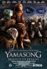 Yamasong: March of the Hollows (2015) afişi