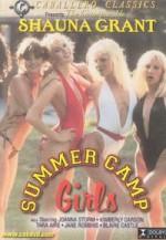 Yaz Kampı Kızları (1983) afişi
