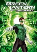 Yeşil Fener: Zümrüt şövalyeleri (2011) afişi
