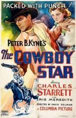 Yıldız Kovboy (1936) afişi