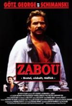 Zabou (1987) afişi