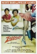 Zapped! (1982) afişi