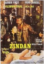 Zindan (1974) afişi