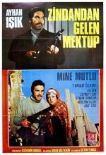 Zindandan Gelen Mektup (1970) afişi