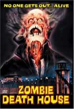 Zombie Death House (1987) afişi