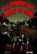 Zombiler şehire Geliyor! (2011) afişi