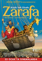 Küçük Tatlı Zürafa (2012) afişi