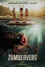 Zombeavers (2013) afişi