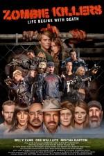 Zombie Killers: Elephant's Graveyard (2015) afişi