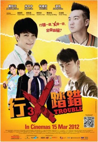 3X Trouble