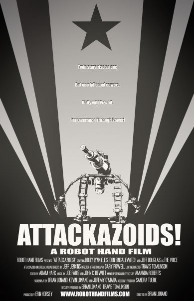 Attackazoids, Deploy!!