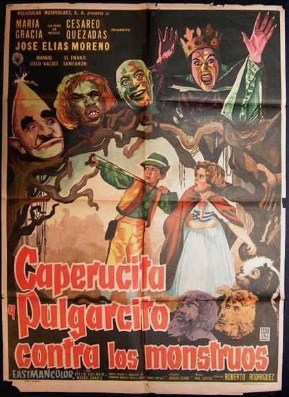 Caperucita Y Pulgarcito Contra Los Monstruos