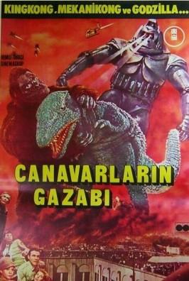 Canavarlarin Gazabı