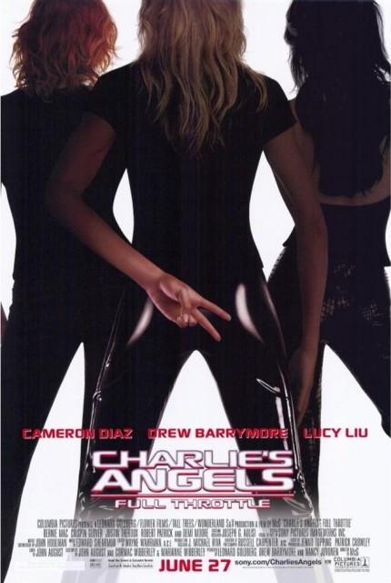 Charlie'nin Melekleri: Tam Gaz