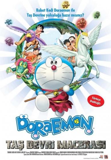 Doraemon: Taş Devri Macerası Eiga Doraemon: Shin Nobita no Nippon tanjou