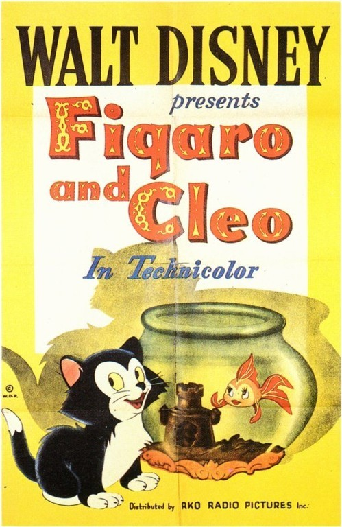 Figaro And Cleo
