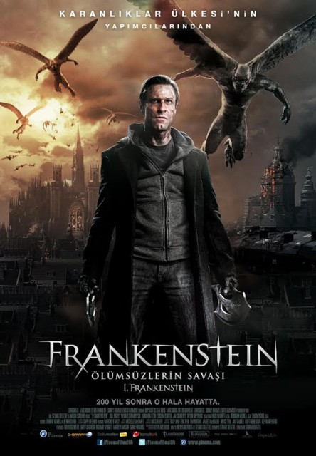 Frankenstein: Ölümsüzlerin Savaşı