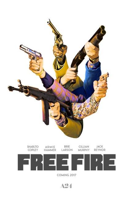 Free Fire (2017) Türkçe Altyazılı Fragman İzle HD Trailer