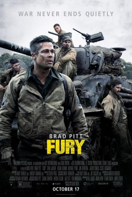 Fury Türkçe Dublaj HD İzle