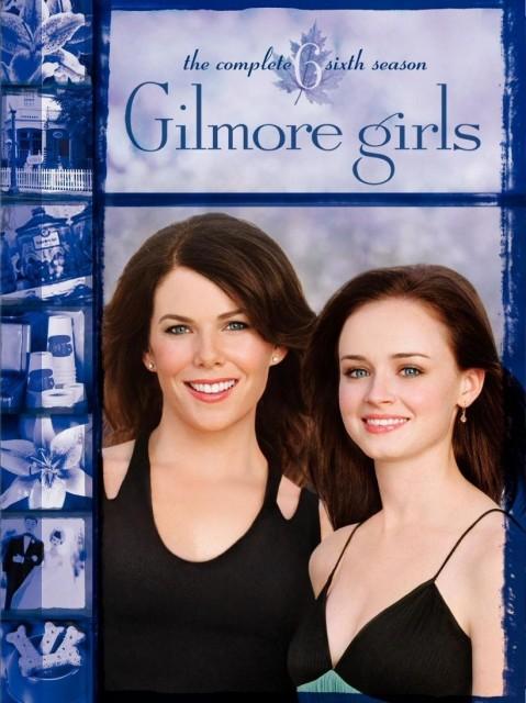 Девочки Гилмор / Gilmore Girls 6 сезон сериал смотреть онлайн.