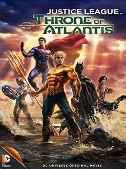 Adalet Birliği: Atlantis Tahtı