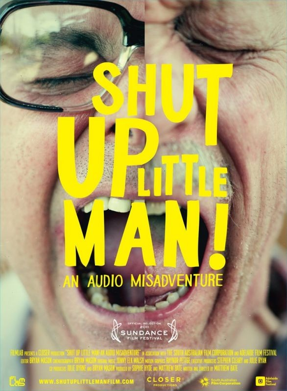 Kapa çeneni Küçük Adam!