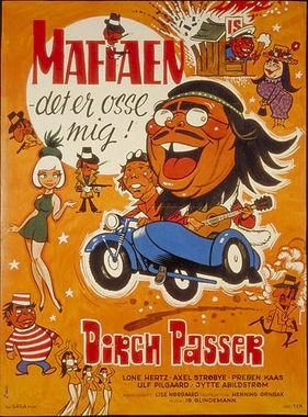 Mafiaen - Det Er Osse Mig!