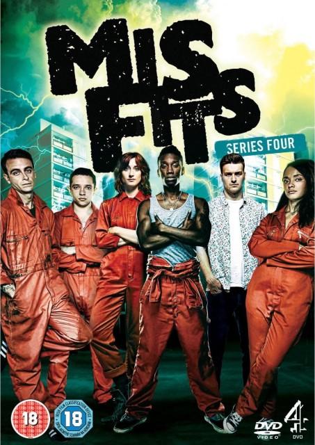 Misfits Sezon 4