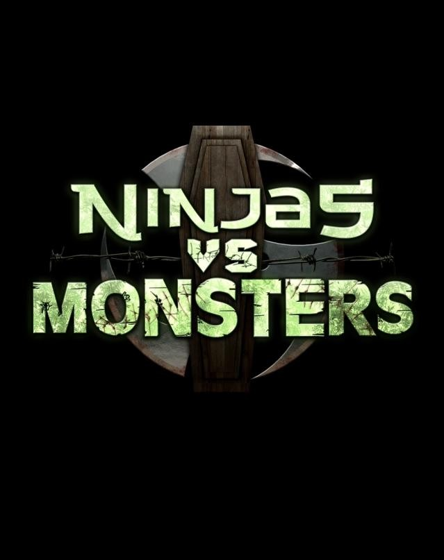 Ninjas Vs. Monsters