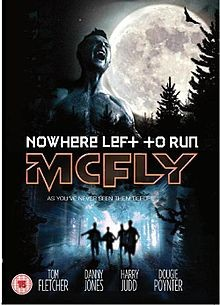McFly Nowhere Left To Run