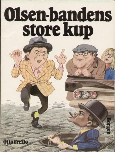 Olsen-bandens Store Kup