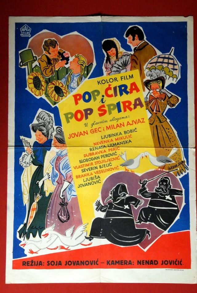 Pop Cira I Pop Spira