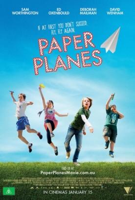 Kağıttan Uçaklar