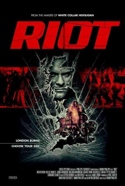 Riot On Redchurch Street