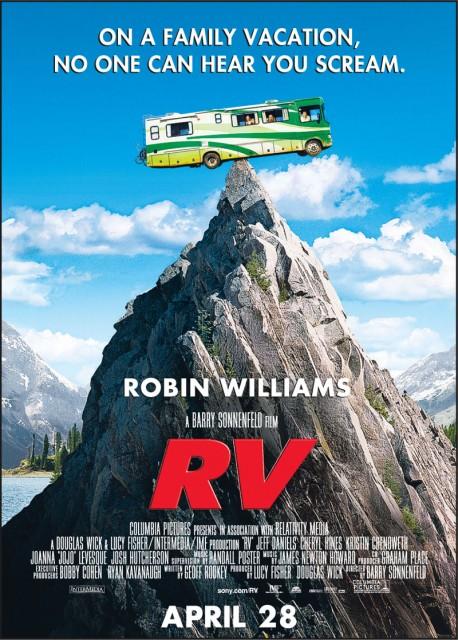 RV Çılgın Karavan