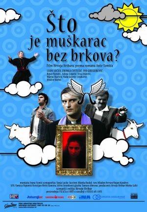 Sto Je Muskarac Bez Brkova?