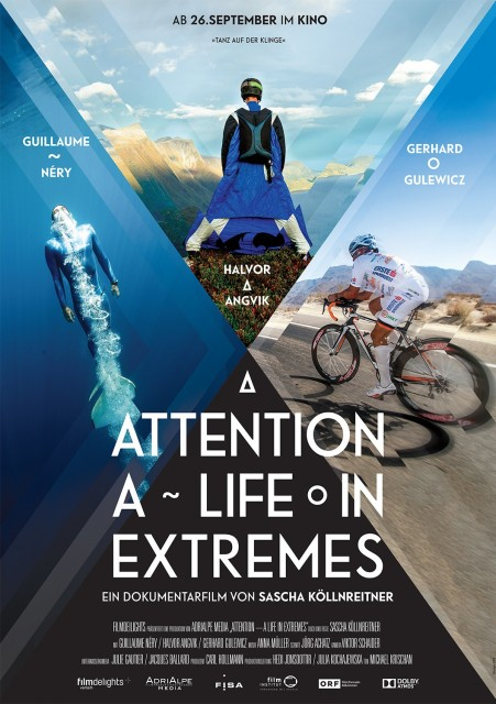 Sınırlarda Yaşamak: Üç Ekstrem Sporcunun Hayatı