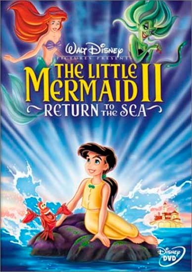 The Little Mermaid ıı: Return To The Sea