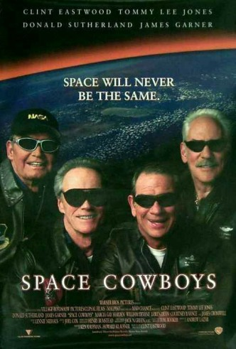Uzay Kovboyları