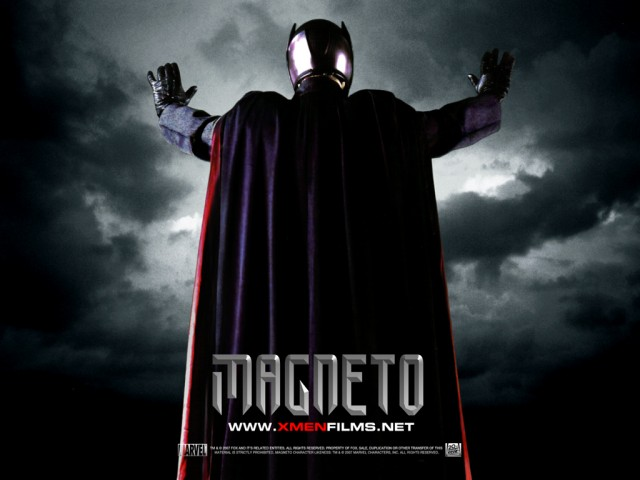 Untitled Magneto Spinoff