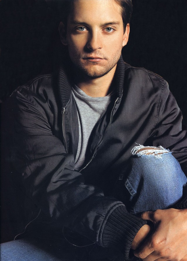 Tobey Maguire 4 - Tobey Maguire
