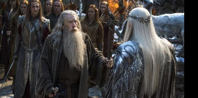 Hobbit: Beş Ordunun Savaşı'ndan Rekor Açılış!