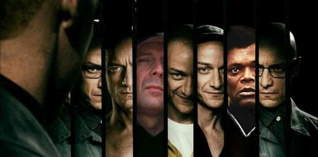 M. Night Shyamalan'ın Yeni Filmi Glass'in Karakter Posterleri Çıktı!
