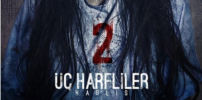 Üç Harfliler 2: Hablis'ten İlk Afiş