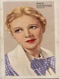Ann Harding profil resmi