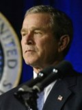George W. Bush profil resmi